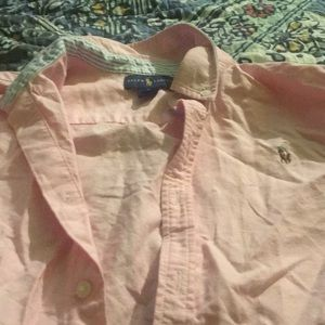 Girls polo shirt in excellent condition